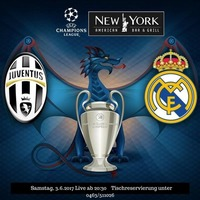Champions League Finale Live im New York !@New York