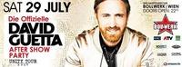 Die Offizielle DAVID Guetta Aftershowparty@Bollwerk
