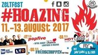 Zeltfest #Hoazing 2017@Festzelt