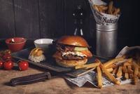 Verlockende Burger im Rinderwahn@Rinderwahn