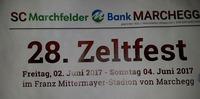 28. Sportler Zeltfest@Franz Mittermayer Stadion