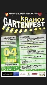 Gartenfest Krahof@Am Bauernhof der Fam. Haydn