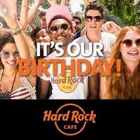 It's Our Birthday - Geburtstagsparty im Hard Rock Cafe Vienna@Hard Rock Cafe Vienna