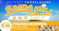 RAIDA HILL 2017 - Frühschoppen@Raida Hill