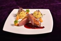 Dinner für Genießer im Restaurant Hansen@Restaurant Hansen