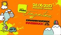 FM4 Tanzmitmir@Orangerie Innsbruck (Innseite Congress Innsbruck!)