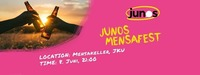 JUNOS Mensafest
