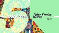5 Uhr Tee Opening w. Peter Kruder & Wolfram@Pratersauna