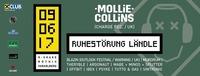 Ruhestörung Ländle mit Mollie Collins & Blazin'@K-Shake
