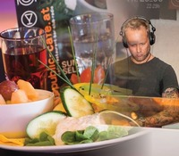 "DJ Brunch: Worldmusic Brunch presented by Bernd ""Kinski"" Rösler@Republic"