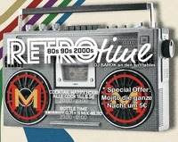 Retrotime 80s, 90s, 2000s@Merano Bar Lounge