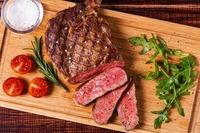Pure Fleischeslust in Flatschers Restaurant@Flatschers Restaurant und Bar
