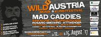 WILDAUSTRIA Musik- & Kunstfestival@Logistikgelände