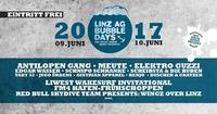LINZ AG Bubbledays 2017@Handelshafen