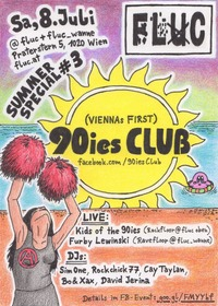 90ies Club: Summer Special #3!