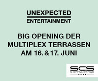 Big Opening der Multiplex Terrassen@SCS - Shopping Center Vösendorf