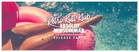 RETRO pres. Absolut Midsommar. Release Party!@Babenberger Passage