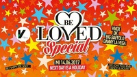 Be Loved Special@Volksgarten Wien