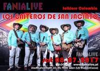 Los Gaiteros de San Jacinto // Europa Tour@Fania Live