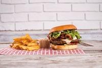 Burger-Lunch im Rinderwahn@Rinderwahn