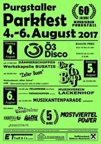 Parkfest Purgstall@Festzelt