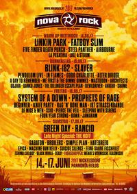 NOVA ROCK Festival 2017@Pannonia Fields II