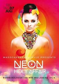 NEON Affair - MEGA Summer Opening Maßbandlfeier 10c/A MRS@Johnnys - The Castle of Emotions
