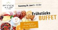 Frühstücks - Buffet@Prince Cafe Bar