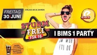 Sturmfrei: I BIMS 1 PARTY - FSK16@Evers
