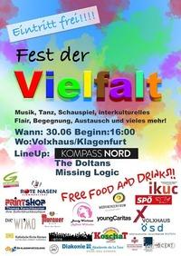 Fest der Vielfalt - Kompass Nord, Missing Logic, The Doltans@VolXhaus - Klagenfurt