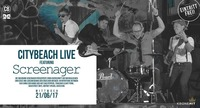 Screenager live am Citybeach Graz@Citybeach Graz