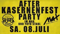 ▲▲ After Kasernenfest Party ▲▲@MAX Disco
