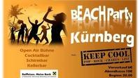 Beach Party Kürnberg@Feuerwehrhaus Kürnberg