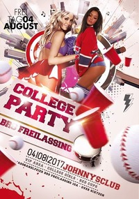 College Party | Mega Maßbandlfeier Brs Freilassing 10A@Johnnys - The Castle of Emotions