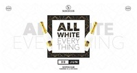 AllWhiteEverything • 30/06/17 • Scotch Club@Scotch Club