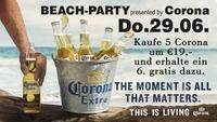 Bettel-Alm Beach Party presented by Corona@Bettelalm