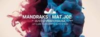 LUFT & LIEBE mit MAT JOE und Mandraks / Pratersauna / 3 Floors@Pratersauna