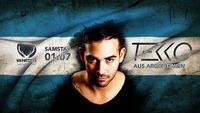 DJ TEKKO LIVE - Argentinien in Wels@Wildwechsel