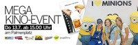 Mega-Kinoevent mit den Minions@Plus City