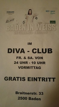 Baden in Weiss@Diva Club