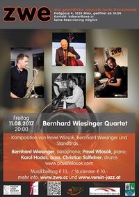 Bernhard Wiesinger Quartet@ZWE