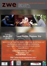 Leon Foster Thomas Trio@ZWE