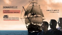 Donauwelle-2YearsTanzPiraten Special w/ Marc Houle@FLEX