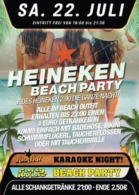 Heineken Beach Party@Excalibur