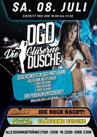 DGD - Die gläserne Dusche @Partyruine@Excalibur