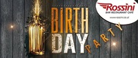 BIRTH DAY BASH@Rossini