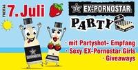 Ex Pornostar Party!@Partymaus