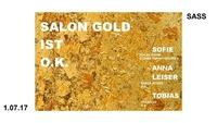 Salon Gold ist O.K.@SASS