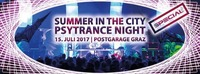 Summer in the City - Psytrance Night@Postgarage