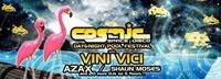 COSMIC - Day & Night POOL - Festival mit Vini Vici live & Azax@Pratersauna